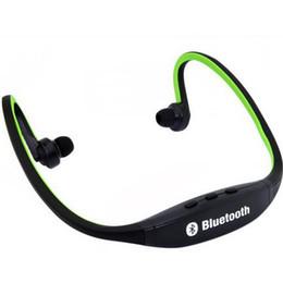 спортивный s9 bluetooth наушники микрофон Скидка Высокое качество мини bluetooth наушники S9 аккумуляторная Спорт Синий зуб наушники стерео гарнитура микрофон для смарт-телефона EAR044