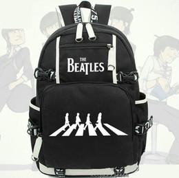 John sport online-John Winston Lennon Rucksack Der Beatles Daypack Rock Band Schultasche Musik Rucksack Sport Schultasche Outdoor Tagesrucksack