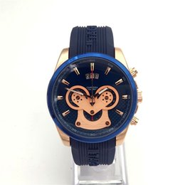 Wholesale Car Stopwatch - 2017 Fashion Luxury Brand Watches Cool Sports Car Styling Stop Watch All The Pointers Working as The Best Gift for Christmas