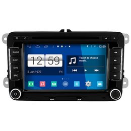 Wholesale Vw Tiguan Gps - Winca S160 Android 4.4 System Car DVD GPS Headunit Sat Nav for VW Tiguan 2007 - 2012 with 3G Video Tape Recorder