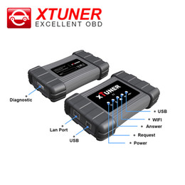 Wholesale Xtool Truck - XTUNER T1 Heavy Duty Trucks Auto Intelligent Diagnostic Tool Support WIFI Xtuner Support ABS, TPM fast shipping