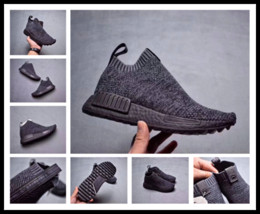 Wholesale Popular Shoes For Men - New design NMD Prime knit running shoes for men the good will out sneakers popular shoes jogging sneaker top quality y3factory EU 40-45