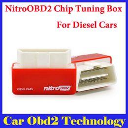 2019 japanische taschenlampe Neue NitroOBD2 Chiptuning Box Nitro OBD2 Leistung Plug and Drive OBD2 Chiptuning Werke Für Diesel Kleinkasten