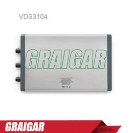 Oscilloscope PC série OVON VDS3104 VDS, taux d'échantillonnage de 500 ms / s, bande passante 100 MHz, canal 4 + 1 (multi), longueur d'enregistrement 5 M et option multi-déclencheur ? partir de fabricateur