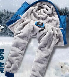 Wholesale Black Arm Sleeve Baseball - Men's wear, men's hooded fleece winter coat sport baseball uniform arm and wool in winter to keep warm