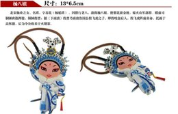 Wholesale Chinese Fridge Magnet - 2016 new Free shipping Fridge Magnet Chinese Characteristics Style New Refrigerator Magnet Stickers Special Offer Promotion