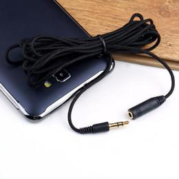 5 adet 10ft 3.5mm Kulaklık Stereo Ses Dişi Mp4 Için 3 Uzatma Kablosu kablosu Yepyeni nereden