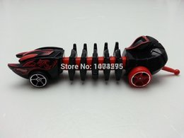 Wholesale Hot Wheels Diecast - Wholesale-Mt Hot Wheels Mutant Machines Scorpedo Black Diecast Toy Car 1:55 Loose Brand New In Stock & Free Shipping