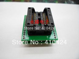 Wholesale Programmer Ic Adapters - Free shipping (5 pieces lot) OTS-28-1.27 SOP28 SOIC28 IC Test Socket   Programmer Adapter   Burn-in Socket (OTS-28-1.27-04) order<$18no trac