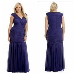 Canada Royal Blue Dress For Fat Women Supply, Royal Blue Dress For ...