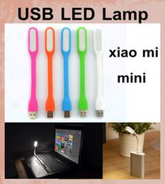 Mini USB Işık Xiaomi LED Işık Gadget Taşınabilir Bükülebilir Açık Spor Yumuşak Güç banka Bilgisayar dhl ücretsiz gemi Için LED Işık ... nereden elde taşınabilir telefonlar tedarikçiler