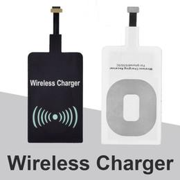 handytastatur zubehör Rabatt Universal Qi Wireless Ladeempfänger Film Patch Modul Drahtloses Ladegerät Für Samsung Apple iphone 7 6 plus OTH671