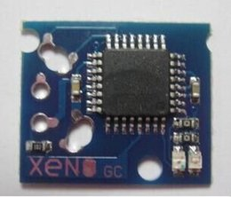 Wholesale Cube Games Free - Wholesale-Free shipping For XENO GC V2.0 2.0 chip IC For Nintendo Game Cube gamecube
