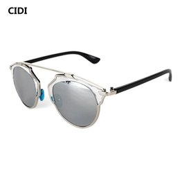 CIDI 2017 Diseñador de la marca So Polarized Polarized Men Sunglasses para mujeres Driver Mirror Sun glasses Laser reflejo Retro Goggles UV400 desde fabricantes