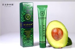 Wholesale pure skin cream - Zador Fine Bar Makeup cover Pure Natural Avocado Oil Professional Face Concealer Makeup Base 13 Colors
