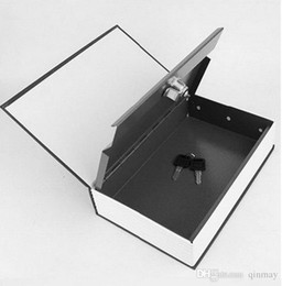 Wholesale Wholesale Dictionary - Novelty Home Decoration mini book safe box Secret book dictionary book safe box security coffer Dictionary piggy bank