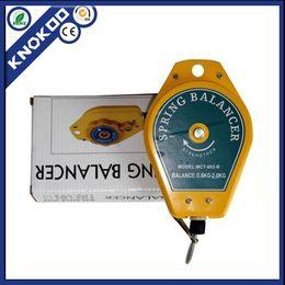Équilibreur à ressort JB MCT-602-B, 0,6 kg-2,0 kg, anneau d'équilibrage pour tournevis électronique, outils matériels, outils de mesure ? partir de fabricateur