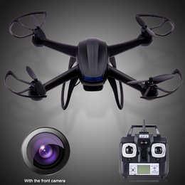 Wholesale Brushless 3d Helicopter - DM007 4 Axis Gyroscope 100 Meters Remote Control RC Helicopters 3D Flying Aircraft With Camera& Flashlight & Retail Box Toys gifts