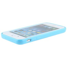Wholesale Cover Bumper Iphone 5c - Wholesale-New Arrival Fashion Silicon Cell Phone Case Cover Dirt-resistant Case Bumper For Iphone 5C Capa Fundas BOM005