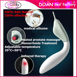 Wholesale Magnetic Therapy Sex - 2014 NEW US ZX-1Takashima hemorrhoids physiotherapy,Prostate Massager,pulse magnetic therapy male Anal Sex Toy G-spot Stimulator