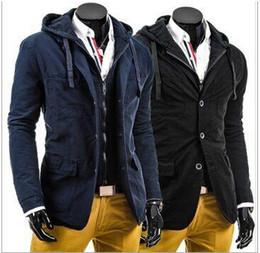 Wholesale Casual Spring Military Jacket Men - New Arrival Spring Mens Jacket Fashion British Style Military Jacket Men Windbreaker Outdoor Coat Jaqueta Masculina free shipping