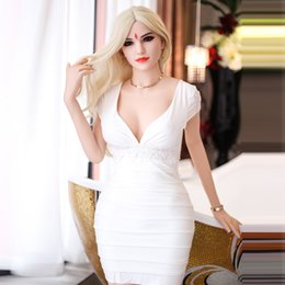 Wholesale Sex Doll Inflatable Factory - 158cm Factory wholesale Top quality real doll, Half entity silicone sex doll inflatable love doll, oral vagina pussy anal adult dolls