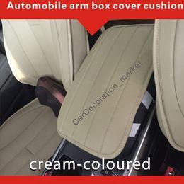 Argentina Interior de decoración de accesorios de moda cojín del reposabrazos de 2.7L, almohadilla de la cubierta de la caja de la consola del centro del vehículo del prado 3.5L entre los asientos delanteros Suministro