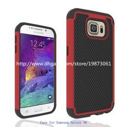 Для Galaxy S6 защитник чехол гибридный ударопрочный прочный броня чехлы чехол для iPhone6 6G 6 + плюс 5s Galaxy S6 S5 Примечание 50 шт. от Поставщики случай с гибридным защитником s5