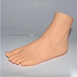 Wholesale Shoe Mannequins - Wholesale-Female Foot Shoes Mannequin For Foot Sandal Shoe display
