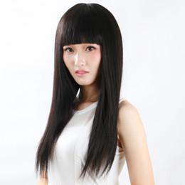 Tessuto vietnamita dei capelli online-Parrucca piena del merletto Migliori capelli umani non trattati 100% vietnamita Glueless con i capelli del bambino pieno pizzo capelli umani crochet di seta trecce parrucche tessere kabell