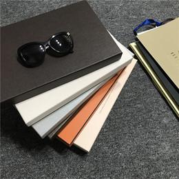 35x22x3.5 см малый размер картонная коробка recyclable упаковка бумажная коробка для шарф упаковка коробка логотип Уит от