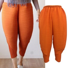 Wholesale chicken fries - 2018 Women Hot Fried Chicken Pants Loose High Waist Fashion Streetwear Harem Pants
