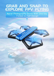 Wholesale Hold Camera - JJRC H43WH Mini Foldable Drone 720P HD Camera WIFI FPV Camera Altitude Hold Quadcopter 6-AXIS GYRO RC Helicopter
