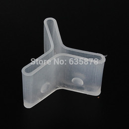 Wholesale Bonnet Protector - Free Shipping 100 Pcs Lot Fishing Treble Hooks Safety Holder Cover Bonnets Caps Protector Must Necessary For Fishing