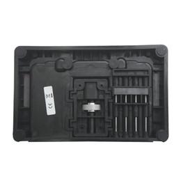 Wholesale Installation Key - Auto locksmith tool HUK Flip Key Pin Remover Folding Remotes Quick Removal Installation Tool