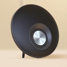 alto-falantes Desconto UFO Q5 Hi-Fi Speaker Sem Fio Bluetooth Stereo Player com Suporte Aux USB TF Cartão Dual 5 W Para O Telefone Móvel PC DHL livre OTH089