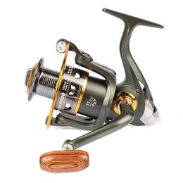 Wholesale Insect Baits - Hot! Fishing 11BB 2015 New German technology 1000 - 6000 series spinning reel discount hot sale for simano feeder fishing reel 307
