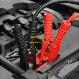 Проволочные перемычки онлайн-300 см автомобиль ездить FireWire аварийный аккумулятор линии питания бустер кабель питания огонь провод перемычка сверхмощный клип