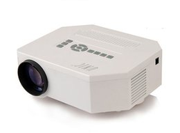 Wholesale Mini Hdmi Projector Free Shipping - 2015 HOT LED UC30 Mini Pico portable proyector Projector AV VGA A V USB & SD with VGA HDMI Projector projetor beamer Wholesale Free shipping