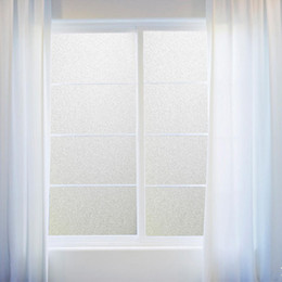 Wholesale Sticker Glass Window - Hot PVC Bathroom Window Film Glass Sticker Home Room Privacy Protection Protection Waterproof Frosted Cover 45x200cm