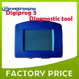 Wholesale Toyota Diagnostic Tool Price - New Version 4.88 Digiprog 3 Odometer Programmer digiprog III odometer correction tool With best price