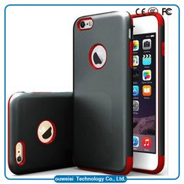 Wholesale Apple Rugged Protection - Caseology Mars Case Hybrid Rugged Back Cover Slim Armor Protection phone case for Iphone7 iphone6s plus DHL FREE