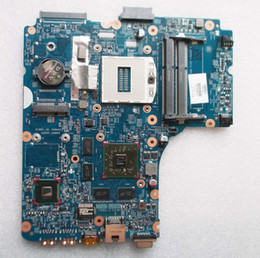 Wholesale Intel Btx Motherboards - Wholesale-734084-001 734084-501 Free shipping for HP probook 440 450 G1 laptop motherboard with intel HM87 chipset 2GB graphics memory