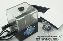 Wholesale Computer Water Cooling System - Wholesale- New arrival SC300T ultra - quiet Pump with water tank set for DIY computer water cooling system
