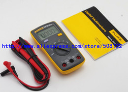 Wholesale Multimeter Fluke - Wholesale-Fluke 106 Palm-sized Digital Multimeter Professional in the palm of your hand !!NEW!! F106