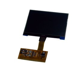 Wholesale A6 Lcd Vdo - for Audi LCD Cluster Display TT S3 A6 VW VDO OEM Jeager
