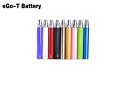 Bon Prix Batterie eGo-T 650mah 900mah 1100mah Batterie eGo T pour moi Cigarettes Électroniques E Cigarettes Kits Divers Couleurs En Stock ? partir de fabricateur