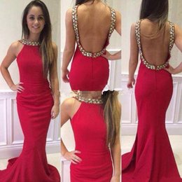 Canada Pink Fishtail Prom Dress Supply Pink Fishtail Prom Dress ...