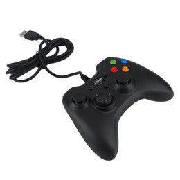 Wholesale Interface Games - New Wired USB-360 USB Interface Game Remote Controller for Windows