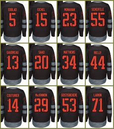 Wholesale 34 Cup - North America 2016 World Cup Ice Hockey Jerseys 15 Jack Eichel 20 Brandon Saad 34 Auston Matthews 53 Shayne Gostisbehere 71 Dylan Larkin